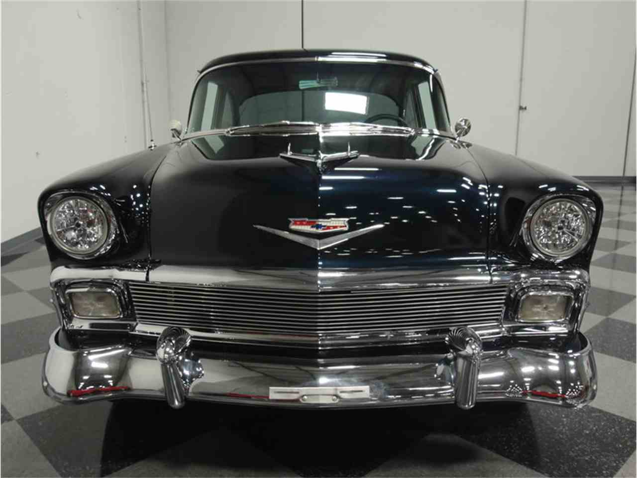 1956 chevrolet bel air for sale classic car liquidators - 1956 Chevrolet Bel Air For Sale Cc 891725