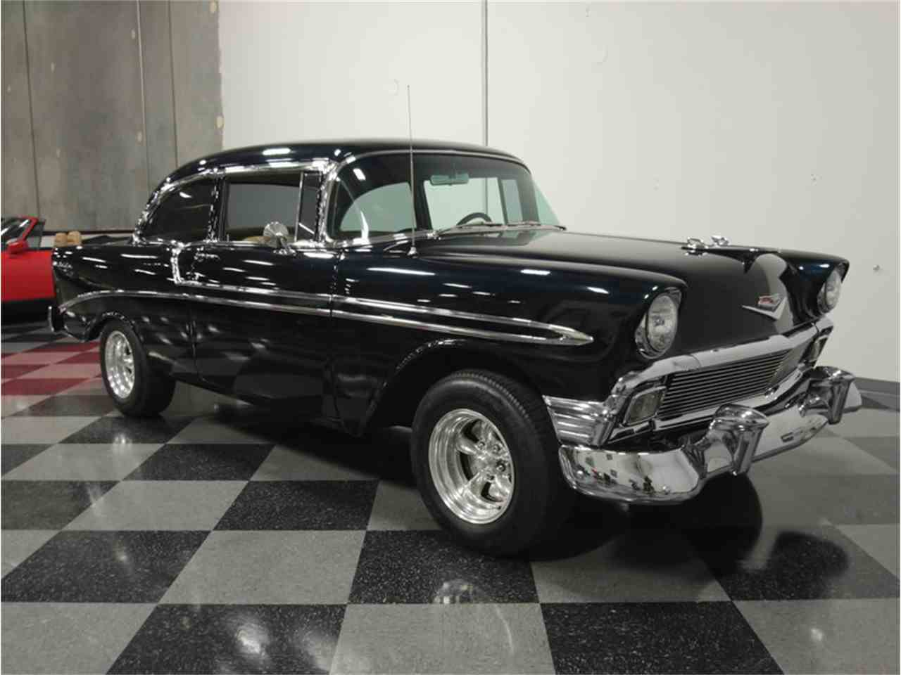 Large Picture of '56 Bel Air - J425