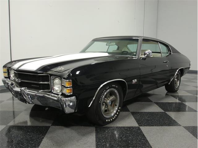 1971 Chevrolet Chevelle SS | 891727