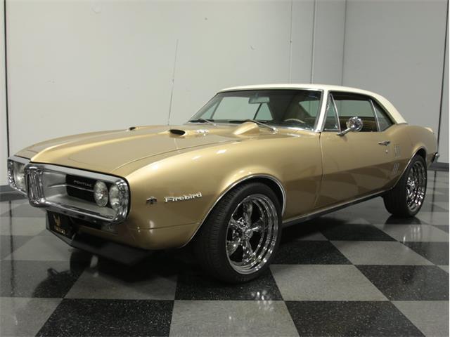 1967 Pontiac Firebird | 891728