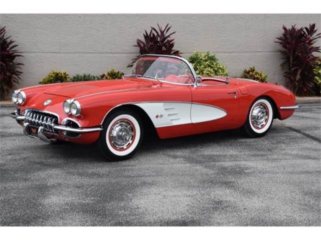 1958 Chevrolet Corvette | 891733