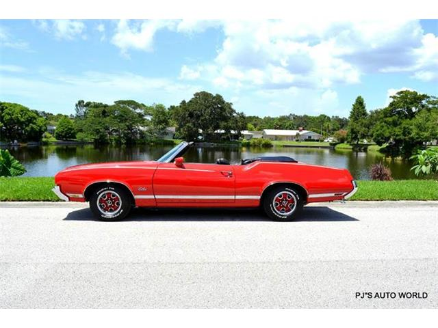1971 Oldsmobile Cutlass | 891737