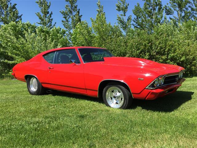 1969 Chevrolet Chevelle SS | 890174