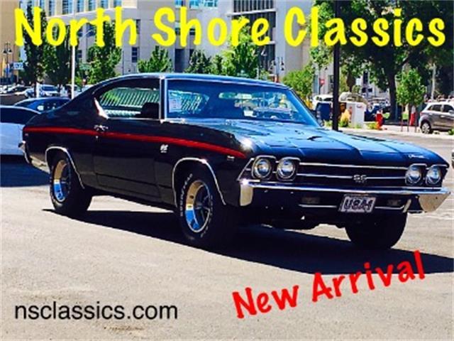 1969 Chevrolet Chevelle | 891741