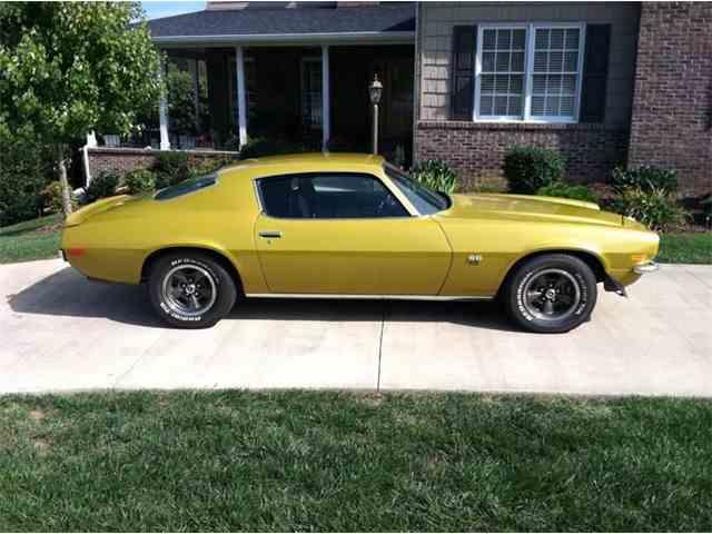 1971 Chevrolet Camaro   891746