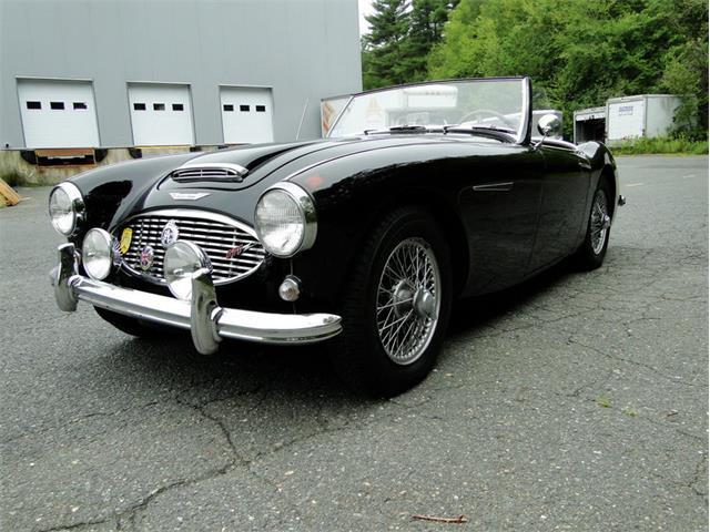 1961 Austin-Healey 3000 MK I BN7 | 891747