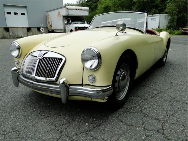 1959 MG MGA | 891749