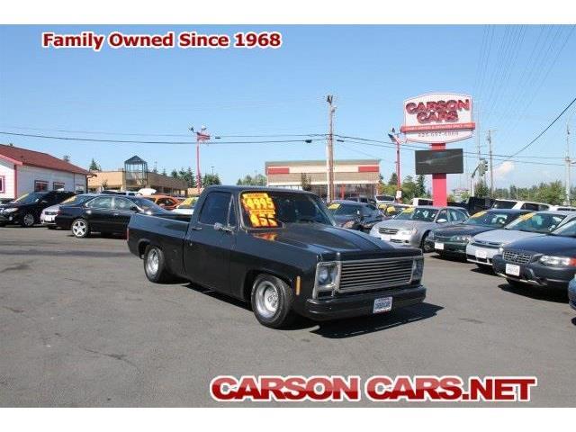 1977 Chevrolet C/K 10   891752