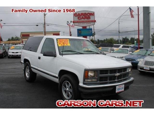 1997 Chevrolet Tahoe | 891754