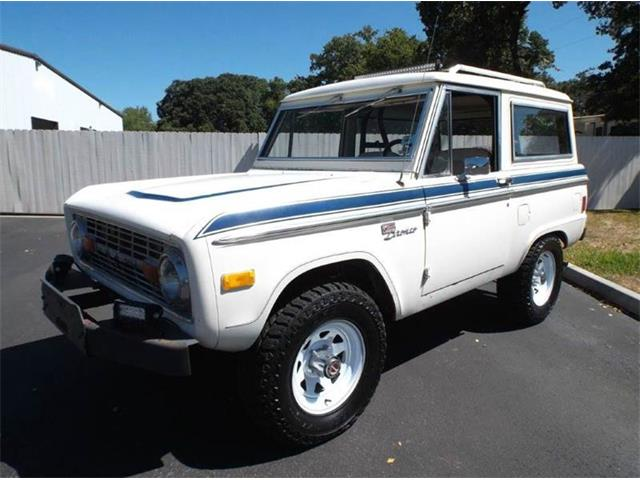 1977 Ford Bronco | 891756