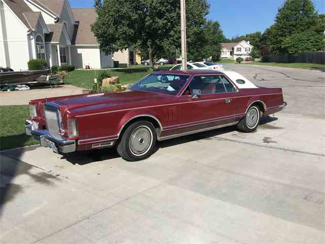 1977 Lincoln Continental Mark V | 891758