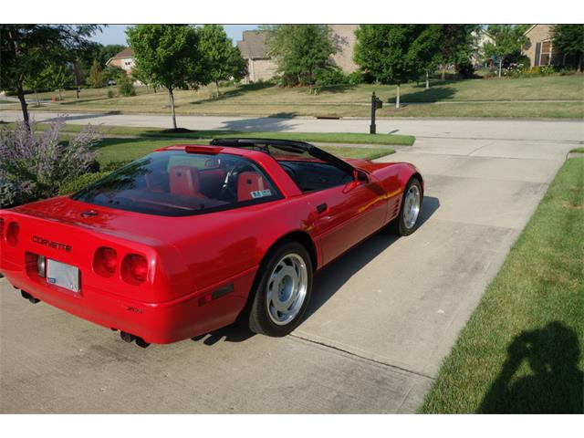 1991 Chevrolet Corvette ZR1 | 890177