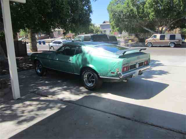 1972 Ford Mustang Mach 1   891771