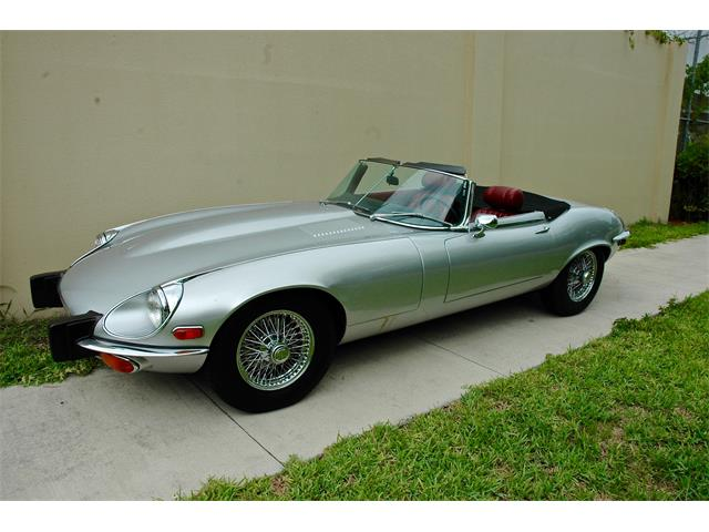 1974 Jaguar E-Type | 891774