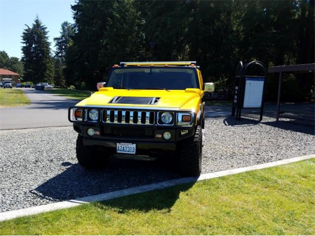 2002 Hummer H2 | 891779