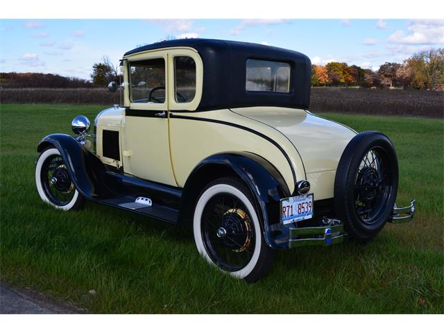 1929 Ford Model A | 891780