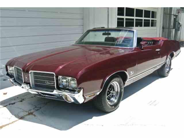 1971 Oldsmobile Cutlass Supreme | 891784