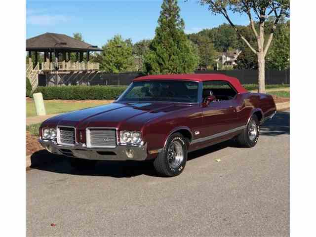 1971 Oldsmobile Cutlass Supreme | 891784