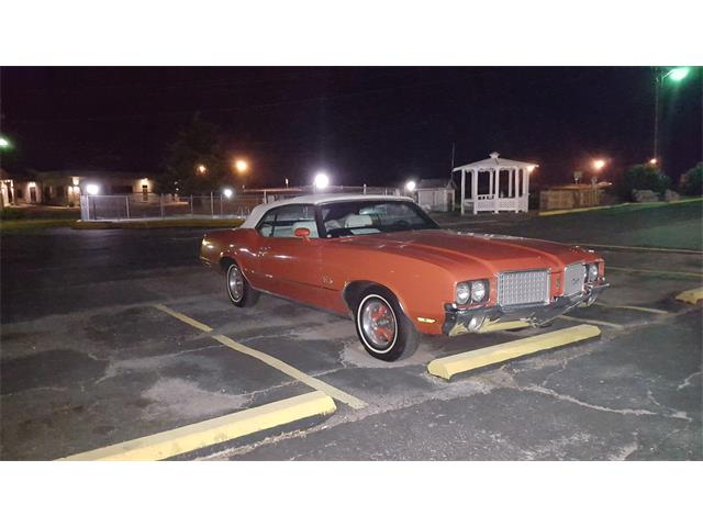 1972 Oldsmobile Cutlass | 891791