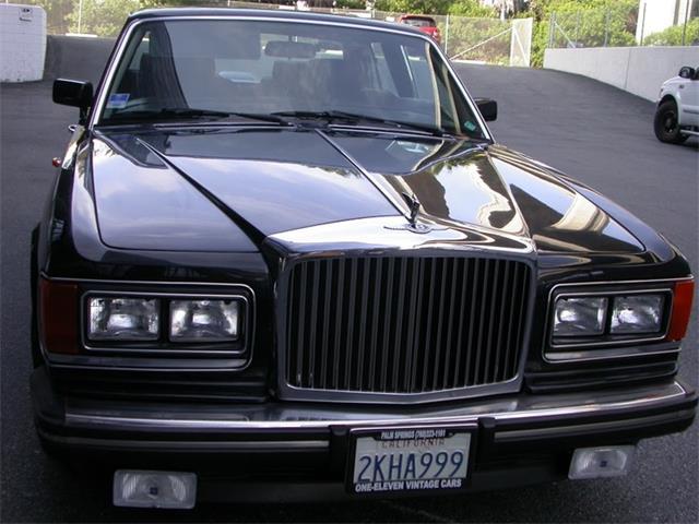 1988 Bentley Mulsanne S | 891796