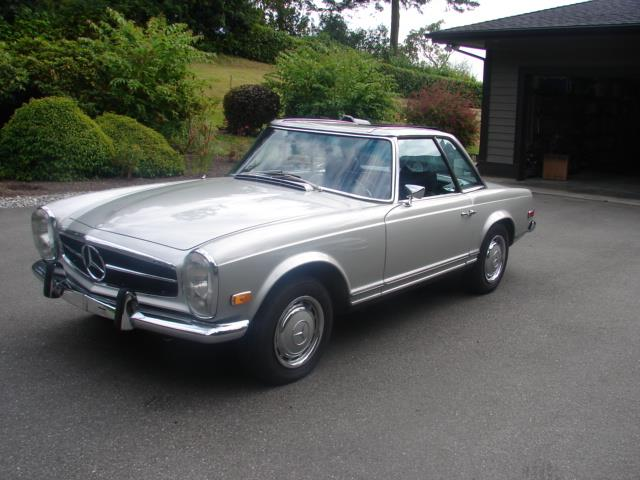 1971 Mercedes-Benz 280SL | 891808