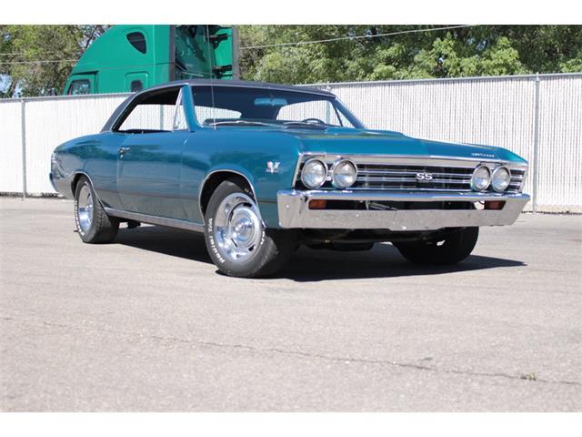 1967 Chevrolet Chevelle | 891810