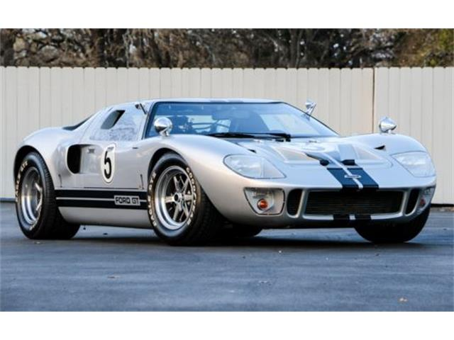 1966 Ford CAV GT40 Coupe | 890184