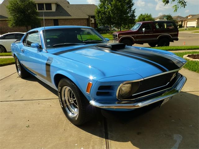 1970 Ford Mustang | 891842