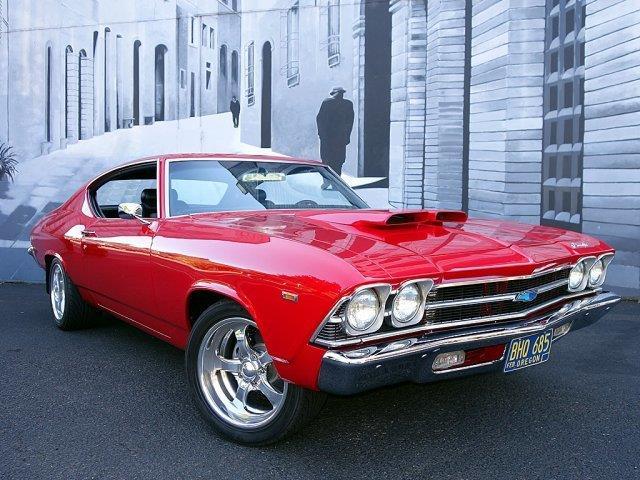 1969 Chevrolet Chevelle | 891843