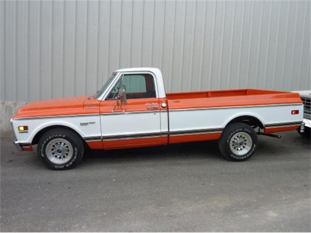 1972 Chevrolet C-Series Custom Longbed Pickup | 890185