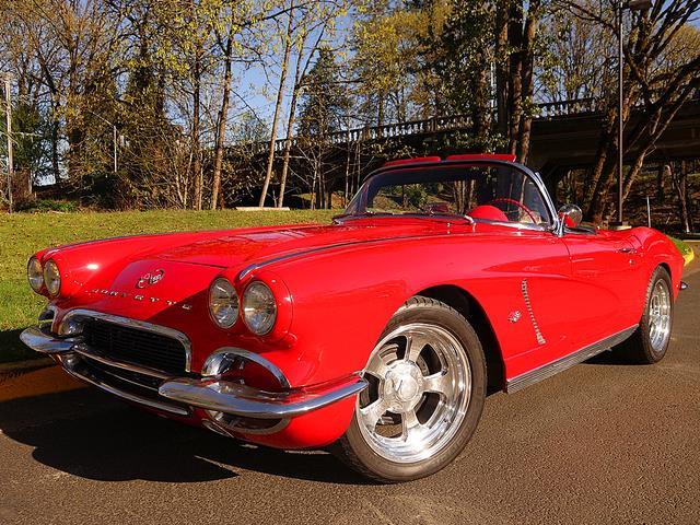 1962 Chevrolet Corvette | 891850
