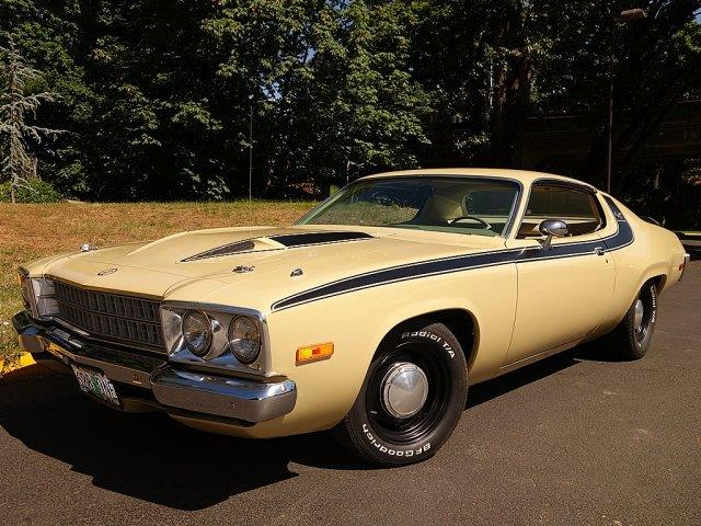 1973 Plymouth Satellite | 891856