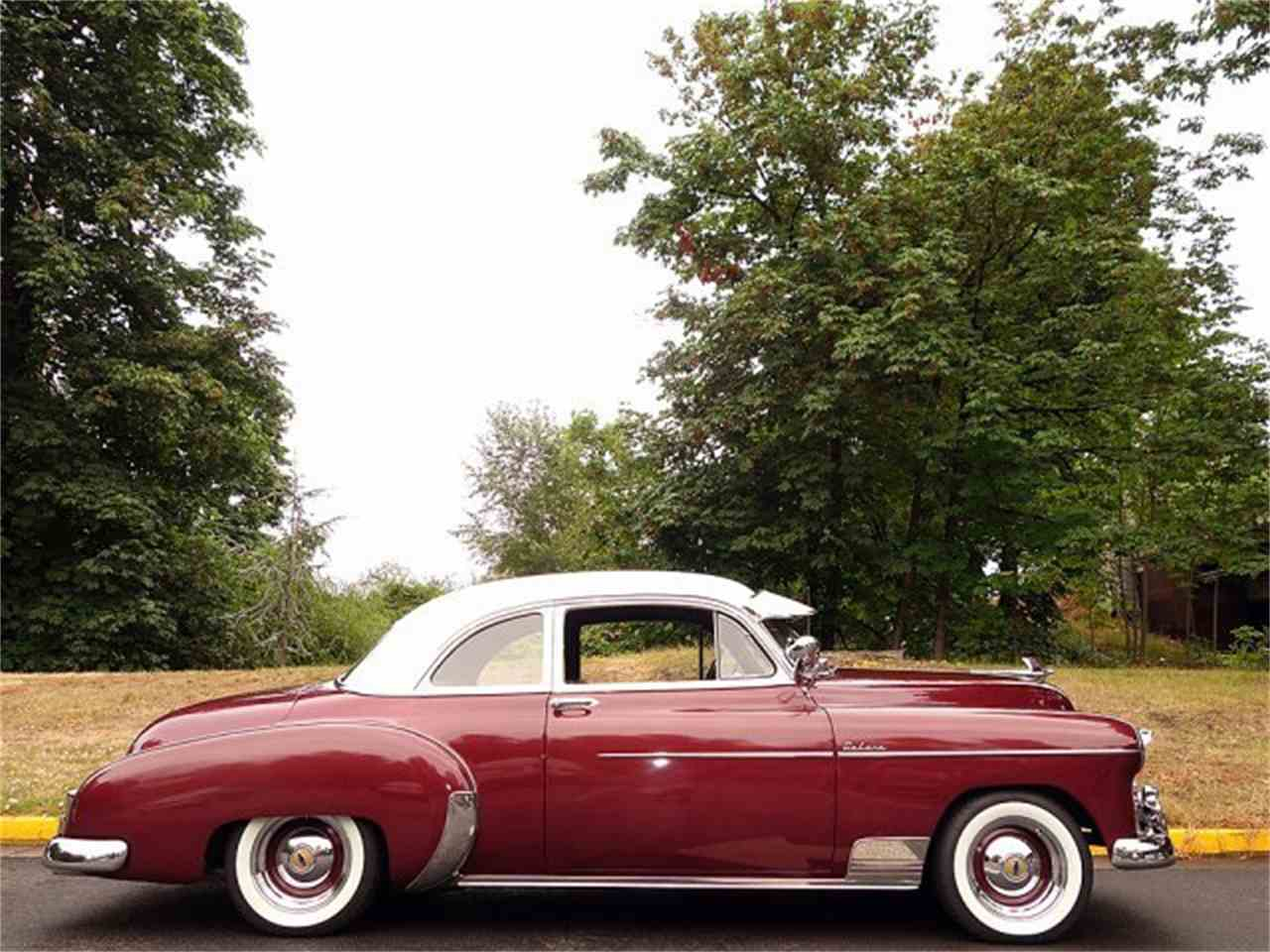 1950 chevrolet deluxe 2 door business coupe for sale cc 891857. Black Bedroom Furniture Sets. Home Design Ideas