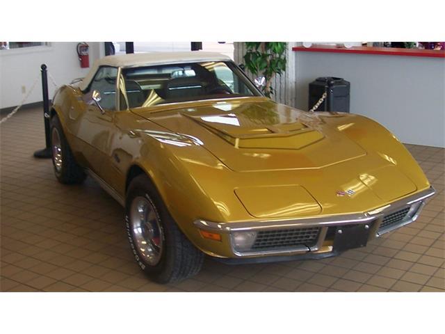 1971 Chevrolet Corvette | 891865