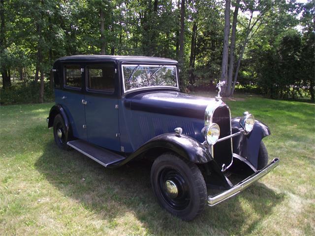 1933 Delahaye 122A | 891873