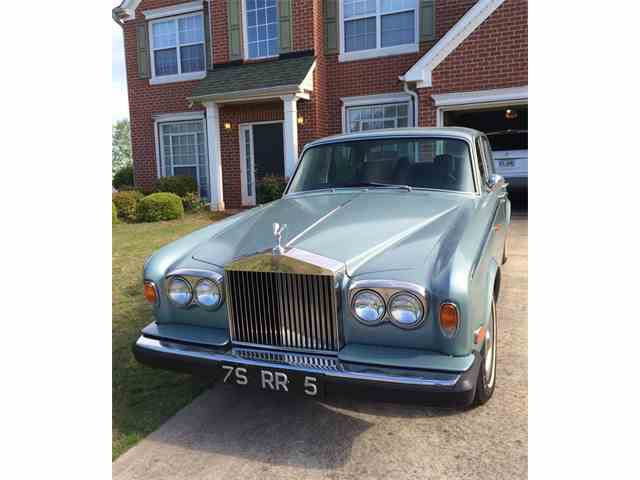 1974 Rolls-Royce Silver Shadow | 891875
