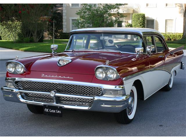 1958 Ford Fairlane | 891880