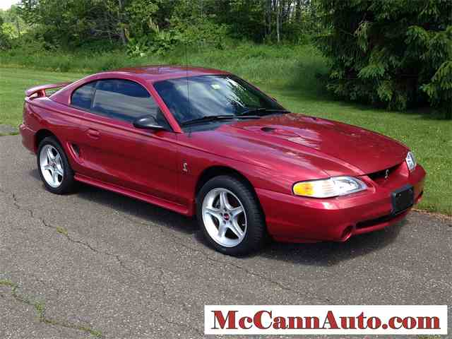 1998 Ford Mustang Cobra | 891887