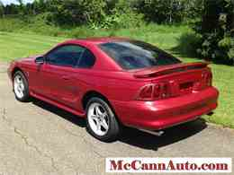 1998 Ford Mustang Cobra for Sale - CC-891887