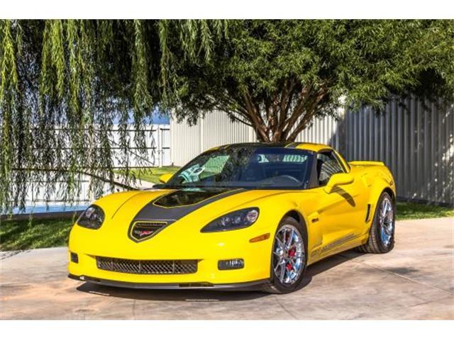2009 Chevrolet Corvette Z06 3LZ GT1 Coupe | 890189