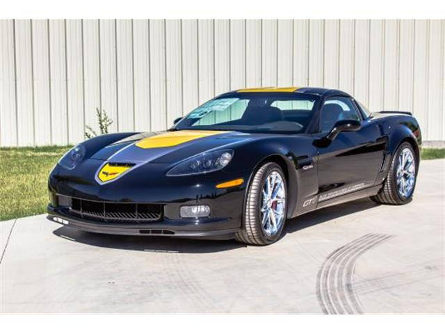 2009 Chevrolet Corvette Z06 3LZ GT1 Coupe | 890190