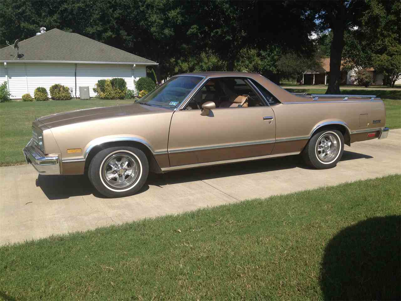Large Picture of '85 El Camino - J476