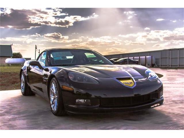 2009 Chevrolet Corvette Z06 3LZ GT1 Coupe | 890191