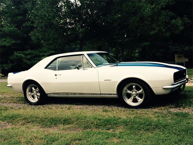 1967 Chevrolet Camaro | 891913