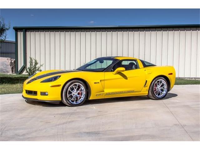 2009 Chevrolet Corvette Z06 3LZ GT1 Coupe | 890192