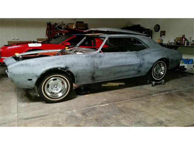 1968 Chevrolet Camaro | 891920