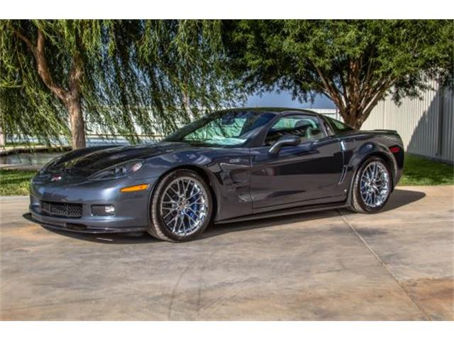 2009 Chevrolet Corvette ZR1 | 890193