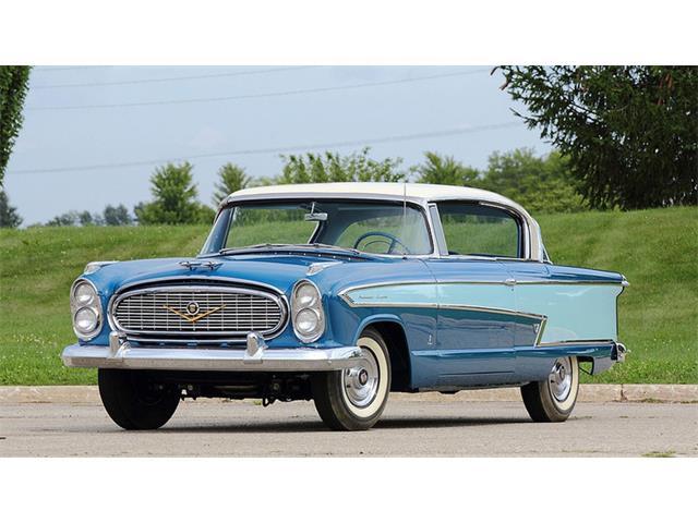 1957 Nash Ambassador | 891930