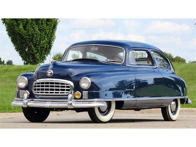 1950 Nash Ambassador | 891930