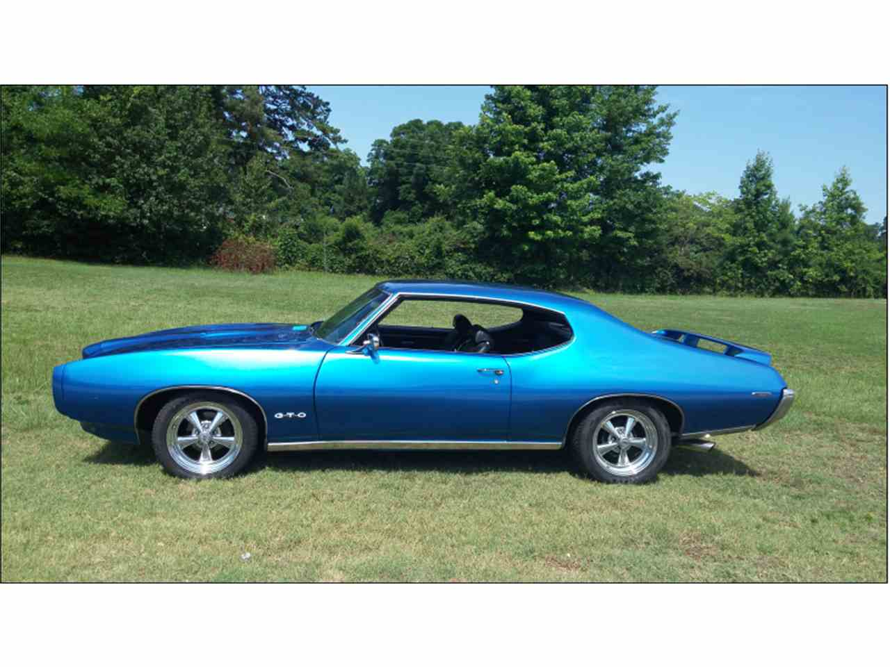 Classic Muscle Cars For Sale In Texas